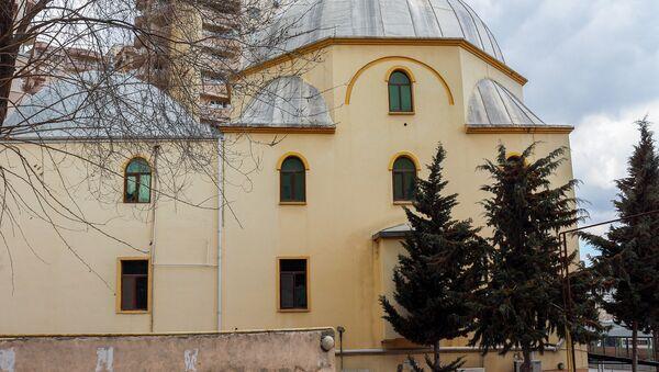 İlahiyyat məscidi - Sputnik Азербайджан