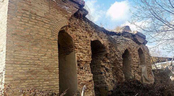 Мечеть в селе Яныглы Товузского района - Sputnik Азербайджан