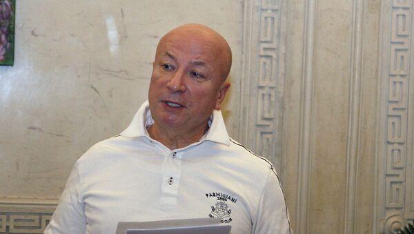 Президент Российского отделения Международного общества прав человека Владимир Новицкий, фото из архива - Sputnik Азербайджан