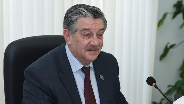Депутат Милли Меджлиса АР Михаил Забелин - Sputnik Азербайджан