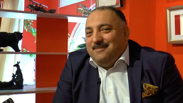 Багирзаде: очень хочу, чтобы мы все поддержали Парвану - Sputnik Азербайджан