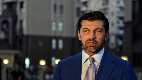 Вице-премьер и министр энергетики Грузии Каха Каладзе, фото из архива - Sputnik Азербайджан