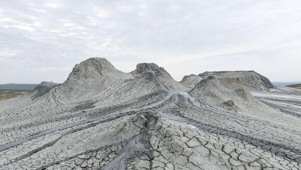 Abşeronun palçıq vulkanları - Sputnik Азербайджан