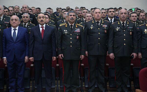 Участники мероприятия - Sputnik Азербайджан