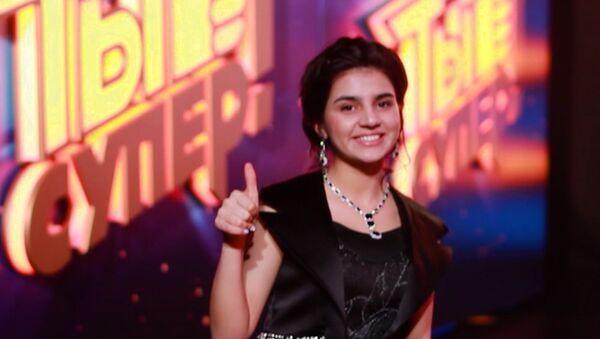 Выступление Парваны Алджановой во втором туре проекта Ты супер! - Sputnik Азербайджан