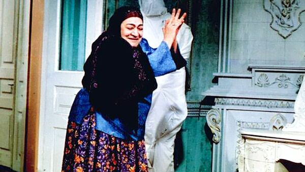 Qaynana filmindən fragment, arxiv şəkli - Sputnik Azərbaycan