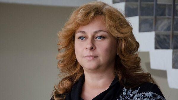 Молдавский психолог Людмила Семина-Гицу - Sputnik Азербайджан