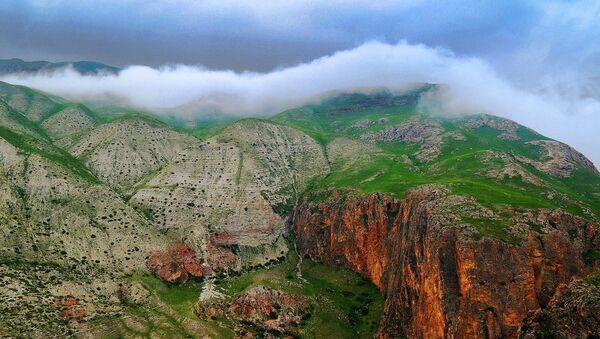 Шахдагский национальный парк, фото из архива - Sputnik Азербайджан