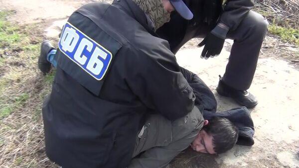 Detainment of Abror Azimov, one of masterminds of St.Petersburg metro act of terrorism - Sputnik Azərbaycan