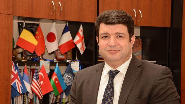 Müslüm İbrahimov - Sputnik Azərbaycan