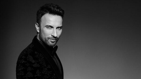 Популярный турецкий певец Таркан, фото из архива - Sputnik Азербайджан