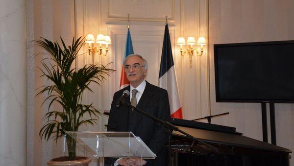 Посол Азербайджана в России Полад Бюльбюльоглу - Sputnik Азербайджан
