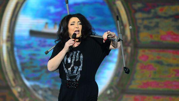 Lolita Milyavskaya - Sputnik Azərbaycan