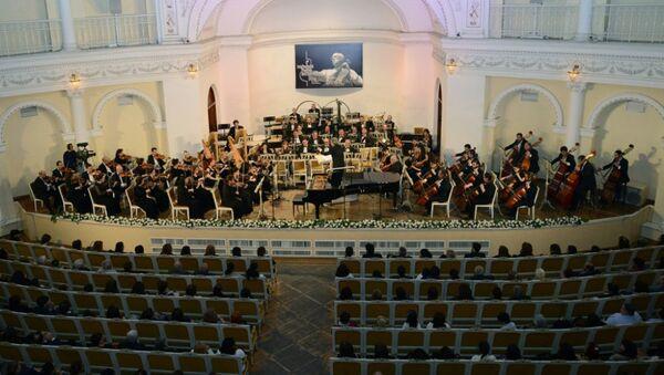 Открытие Международного фестиваля Мстислава Ростроповича в Баку - Sputnik Азербайджан