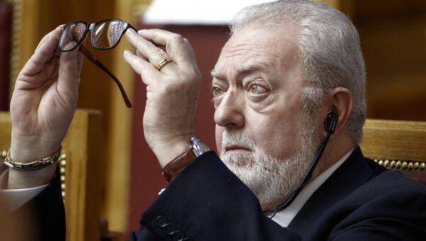 Председатель Парламентской ассамблеи Совета Европы Педро Аграмунт, архивное фото - Sputnik Азербайджан