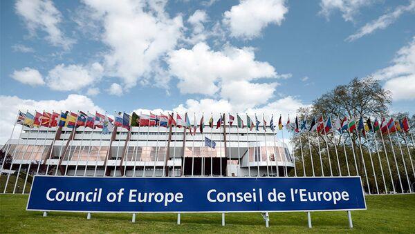 Штаб-квартира Совета Европы в Страсбурге, Франция, фото из архива - Sputnik Азербайджан