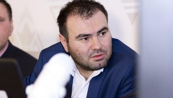 Гроссмейстер Шахрияр Мамедъяров - Sputnik Азербайджан