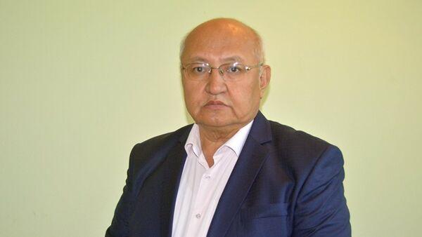 Пресс-секретарь Кыргызской государственной медицинской академии Абибилла Пазылов, фото из архива - Sputnik Азербайджан
