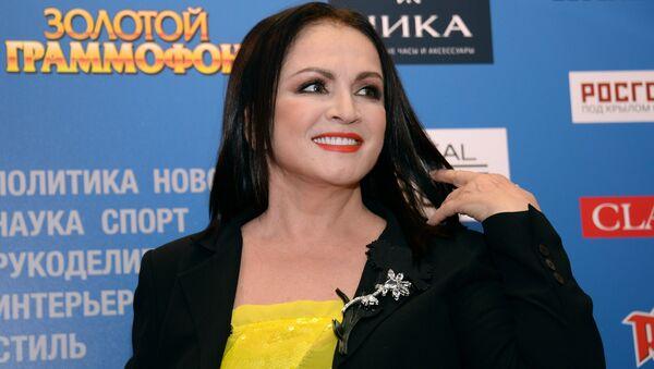 Певица София Ротару, фото из архива - Sputnik Азербайджан