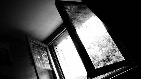 Открытое окно, фото из архива - Sputnik Азербайджан