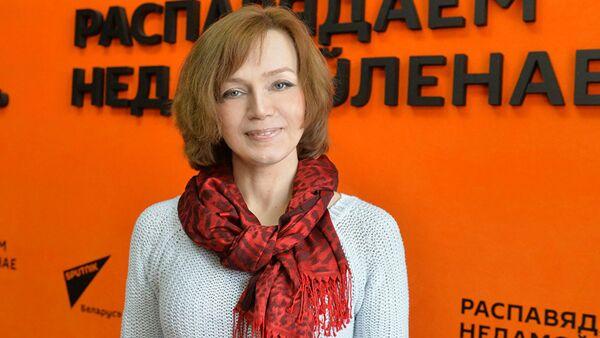 Тренер-психолог Лилия Ахремчик - Sputnik Азербайджан
