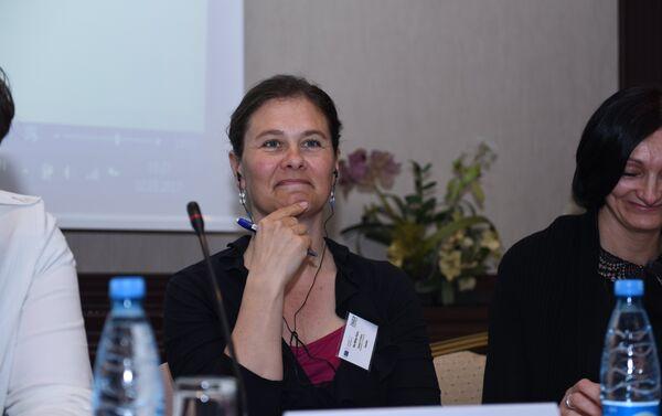 Семинар по освещению темы гендерного равенства в СМИ - Sputnik Азербайджан