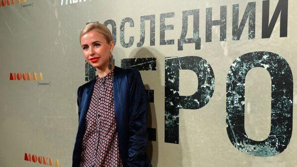Актриса Мирослава Карпович, фото из архива - Sputnik Азербайджан