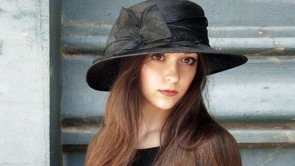Молодая азербайджанская писательница Ширин Шафиева - Sputnik Азербайджан