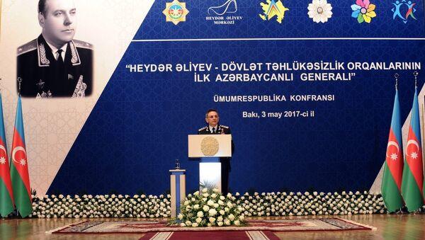 Глава СГБ генерал-лейтенант Мадат Гулиев - Sputnik Азербайджан