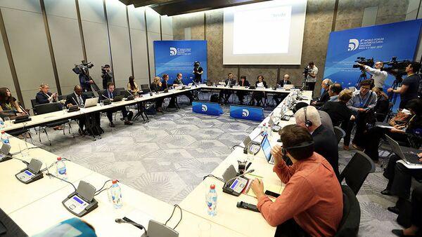 Второй Академический форум кафедр ЮНЕСКО по межкультурному и межрелигиозному диалогу, фото из архива - Sputnik Азербайджан