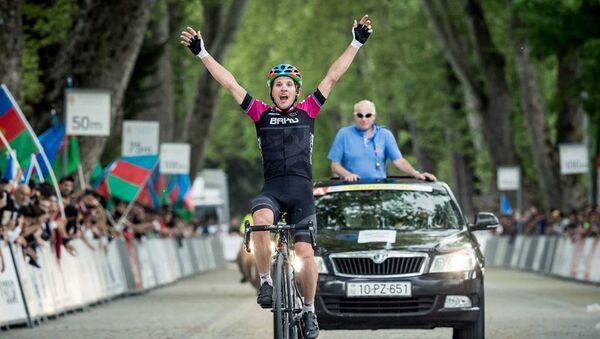 """""""Tour d'Azerbaidjan-2017"""" beynəlxalq veloturunun 2-ci günü - Sputnik Azərbaycan"""