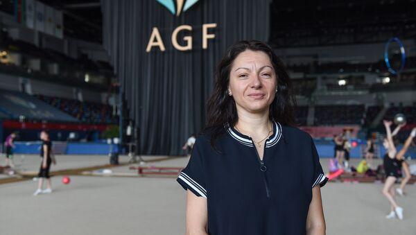 Mariana Vasileva  - Sputnik Азербайджан