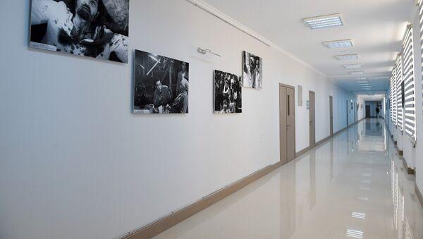 Состоялось открытие основного учебного корпуса Азербайджанского государственного университета культуры и искусств - Sputnik Азербайджан
