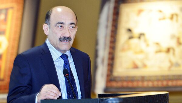 Министр культуры и туризма Абульфас Гараев - Sputnik Azərbaycan