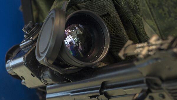 Прицел ночного видения, фото из архива - Sputnik Азербайджан
