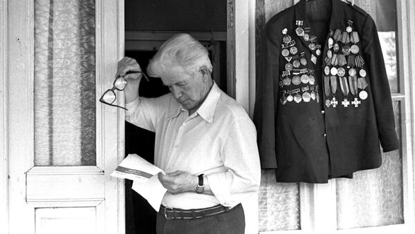Ахмедия Джабраилов, 1980-е гг - Sputnik Азербайджан