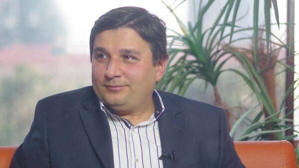 Рашад Алиев - Sputnik Азербайджан