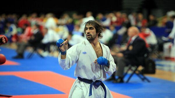 Десятикратный чемпион Европы и пятикратный чемпион мира Рафаэль Агаев  - Sputnik Азербайджан