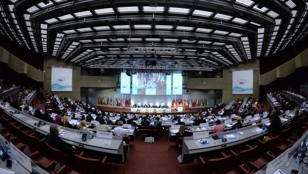 Cессия Парламентской ассамблеи ОБСЕ, фото из архива - Sputnik Азербайджан
