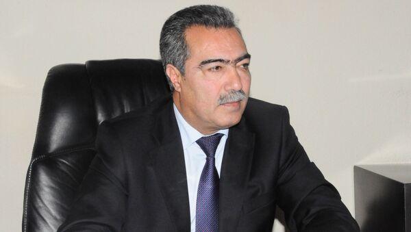 Исполнительный директор Фонда государственной поддержки развитию СМИ при Президенте Азербайджана Вугар Сафарли - Sputnik Азербайджан