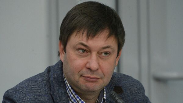 Кирилл Вышинский - Sputnik Азербайджан