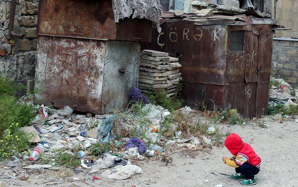Еще немного - и общежитие обвалится - Sputnik Азербайджан
