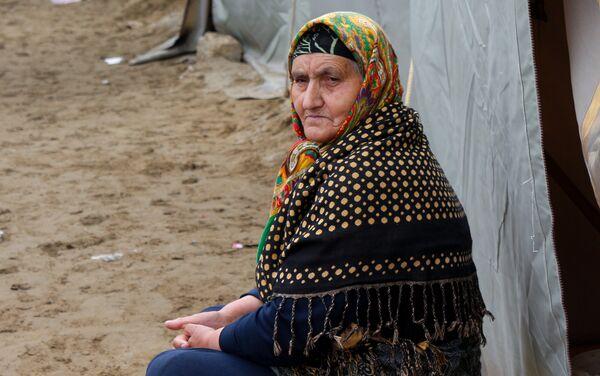 Гиймат Джавадова, родом из города Ходжалы - Sputnik Азербайджан
