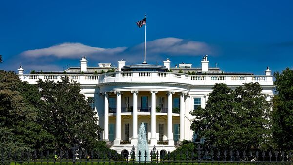 Белый дом, фото из архива - Sputnik Азербайджан