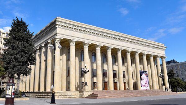 Музейный центр в Баку, фото из архива - Sputnik Азербайджан