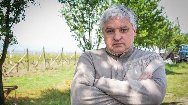 Президент Федерации рестораторов и отельеров России Игорь Бухаров - Sputnik Азербайджан