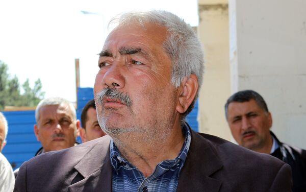 Предприниматель Саями Джаббаров - Sputnik Азербайджан