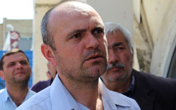 Предприниматель Сохраб Алиханов - Sputnik Азербайджан