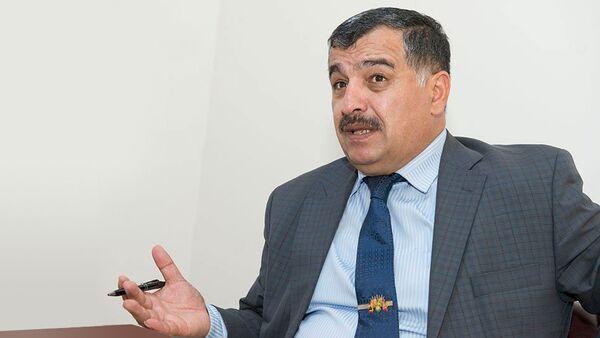 Hərbi ekspert Üzeyir Cəfərov - Sputnik Azərbaycan