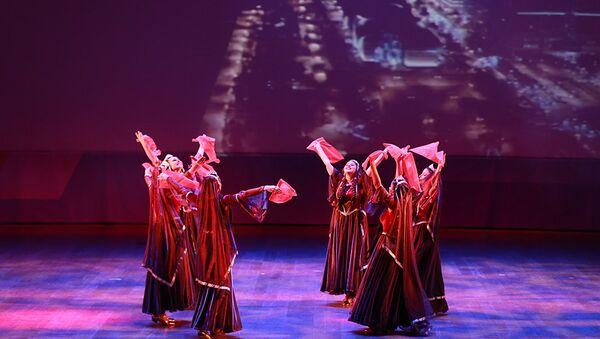 День азербайджанской культуры в Москве - Sputnik Азербайджан